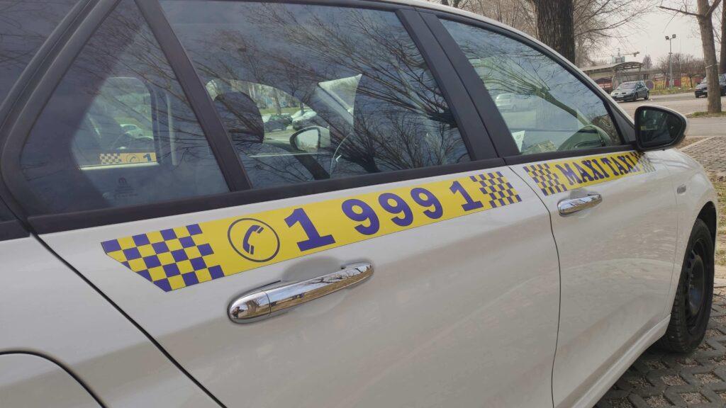 taxi vozilo broj telefona